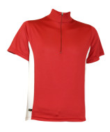 Cool Contrast Top